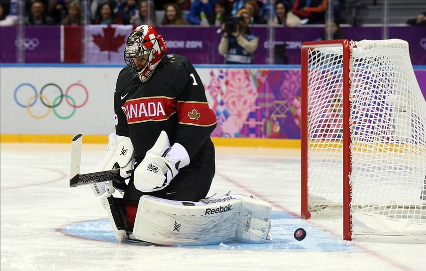 Canada Olympics Roberto Luongo To Backup Carey Price In Quarterfinals