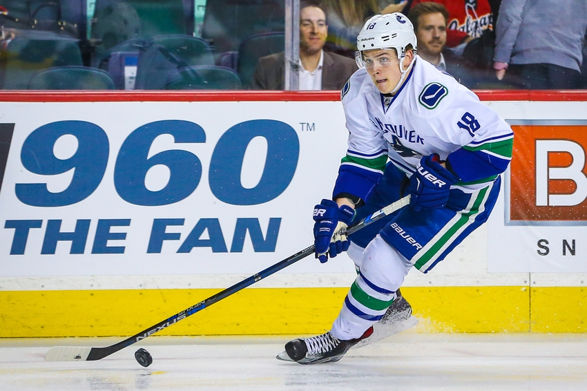 a0f0323e4 Vancouver Canucks 2016-17 Roster Outlook - Page 6