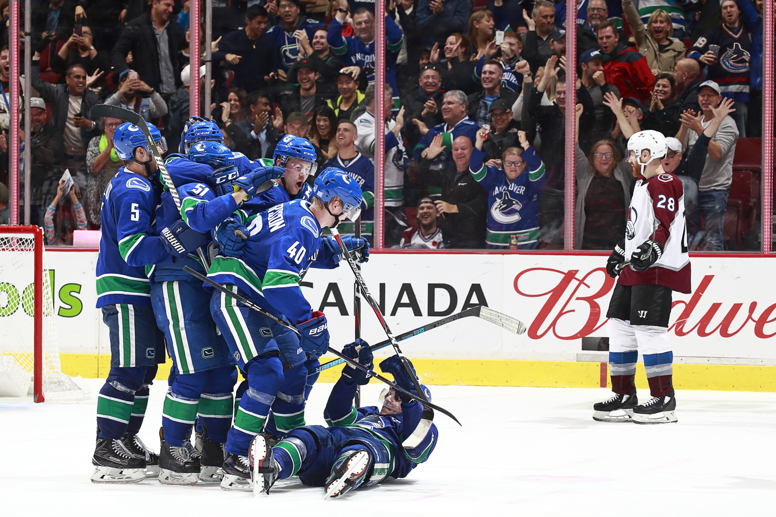 Canucks: 10 things to be proud of and grateful for this year