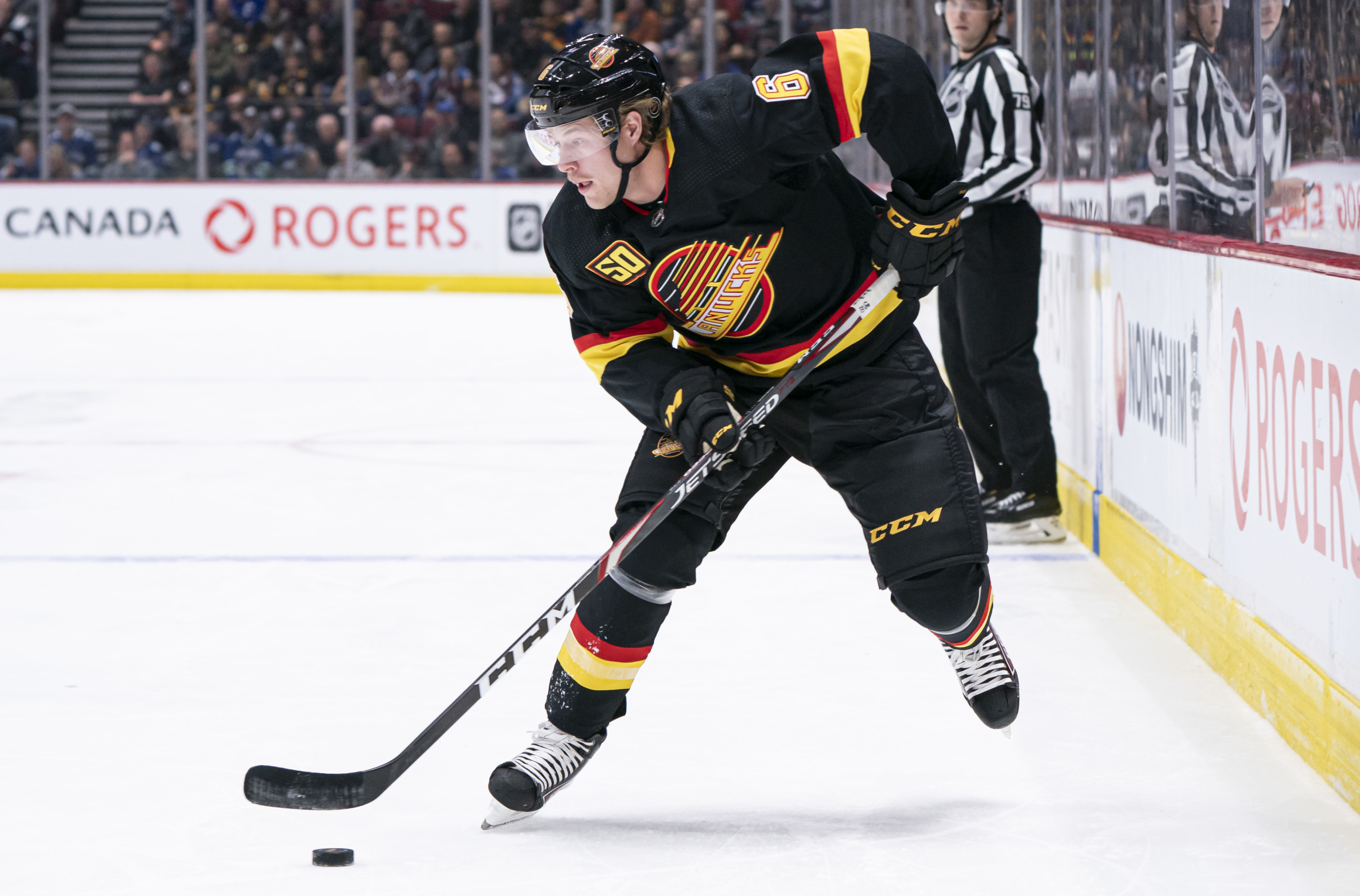 Will Brock Boeser's return push the Canucks into the playoffs?