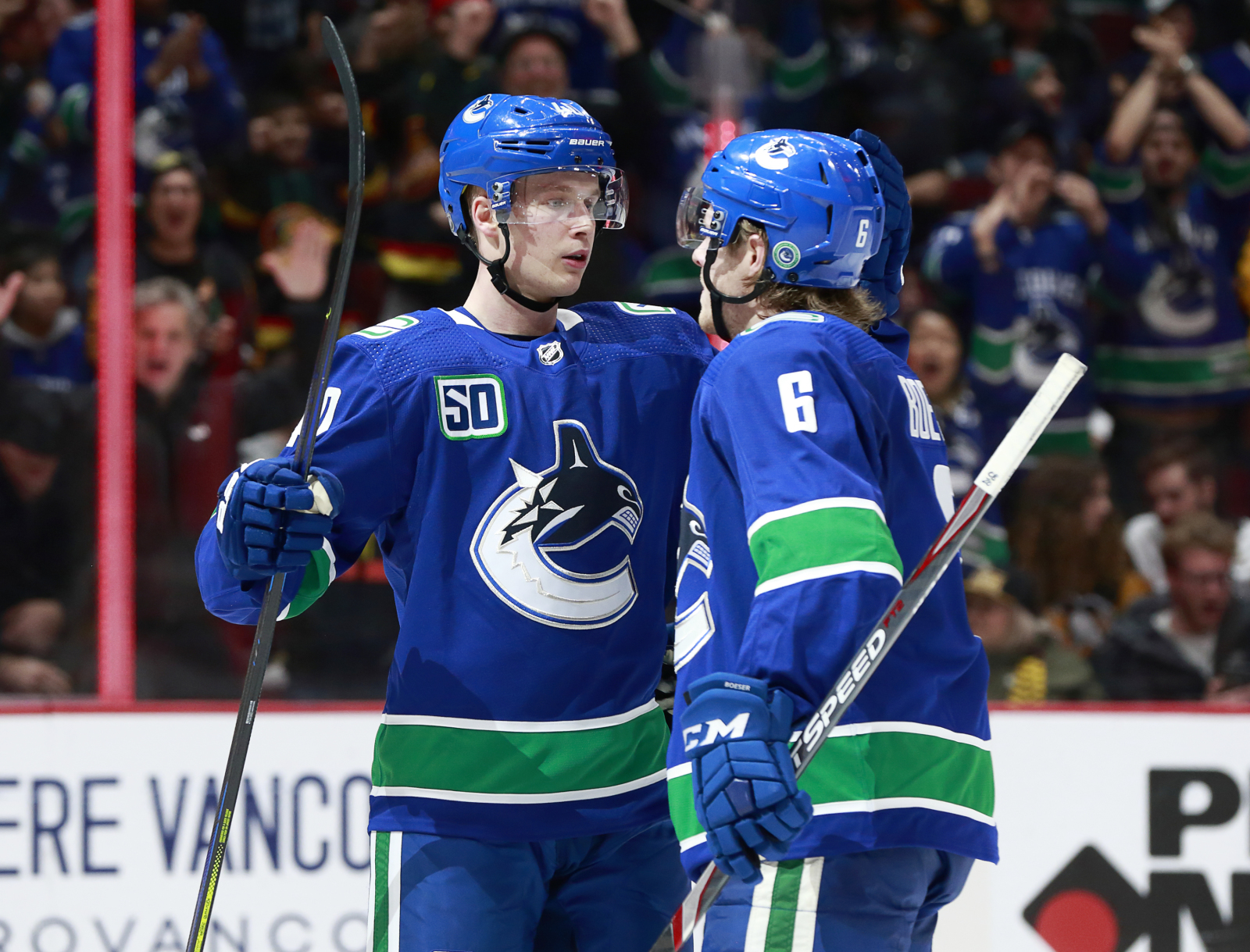 Canucks: Ranking Elias Pettersson among NHL's young stars