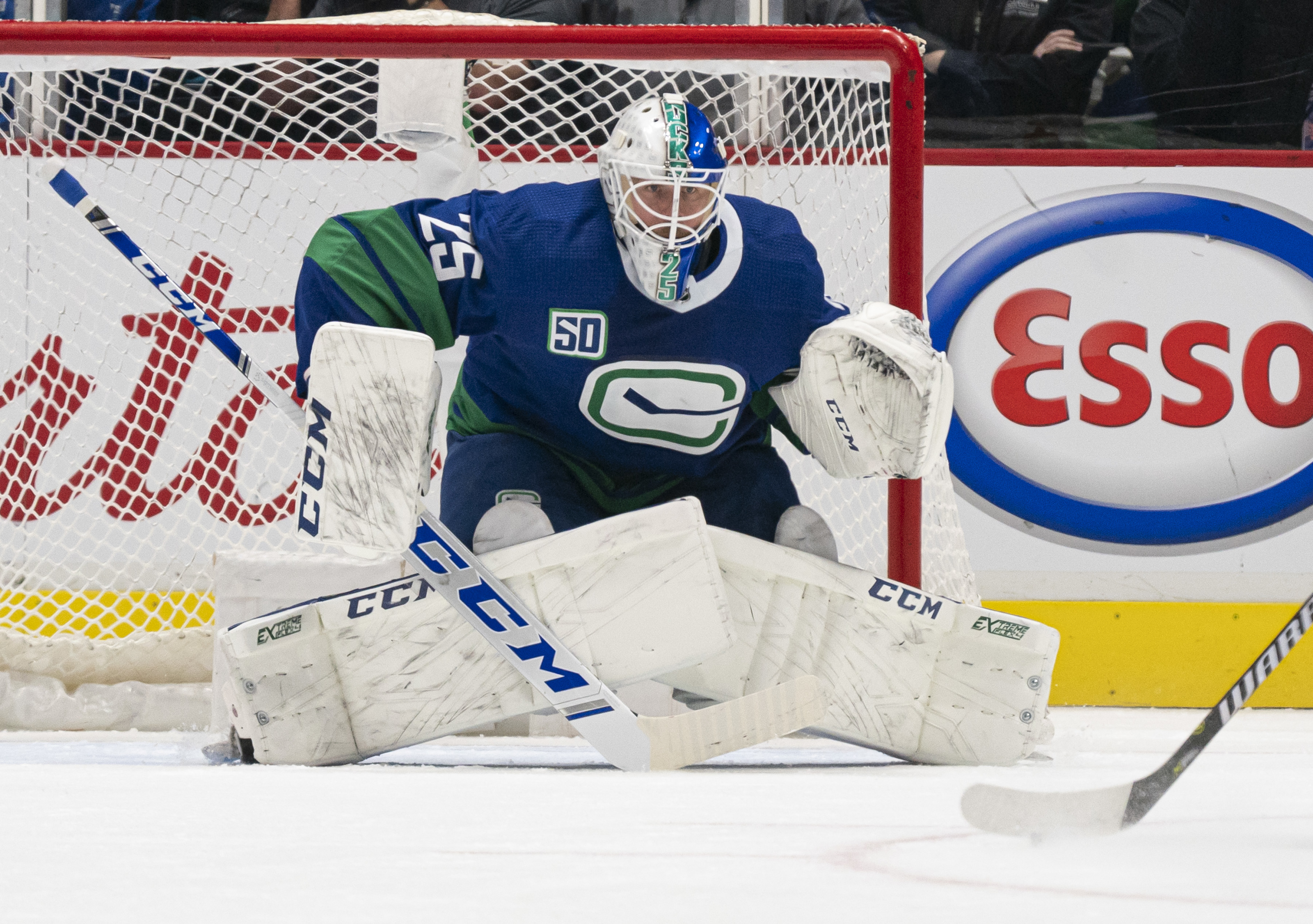 Canucks: What would be a fair deal for Jacob Markstrom?