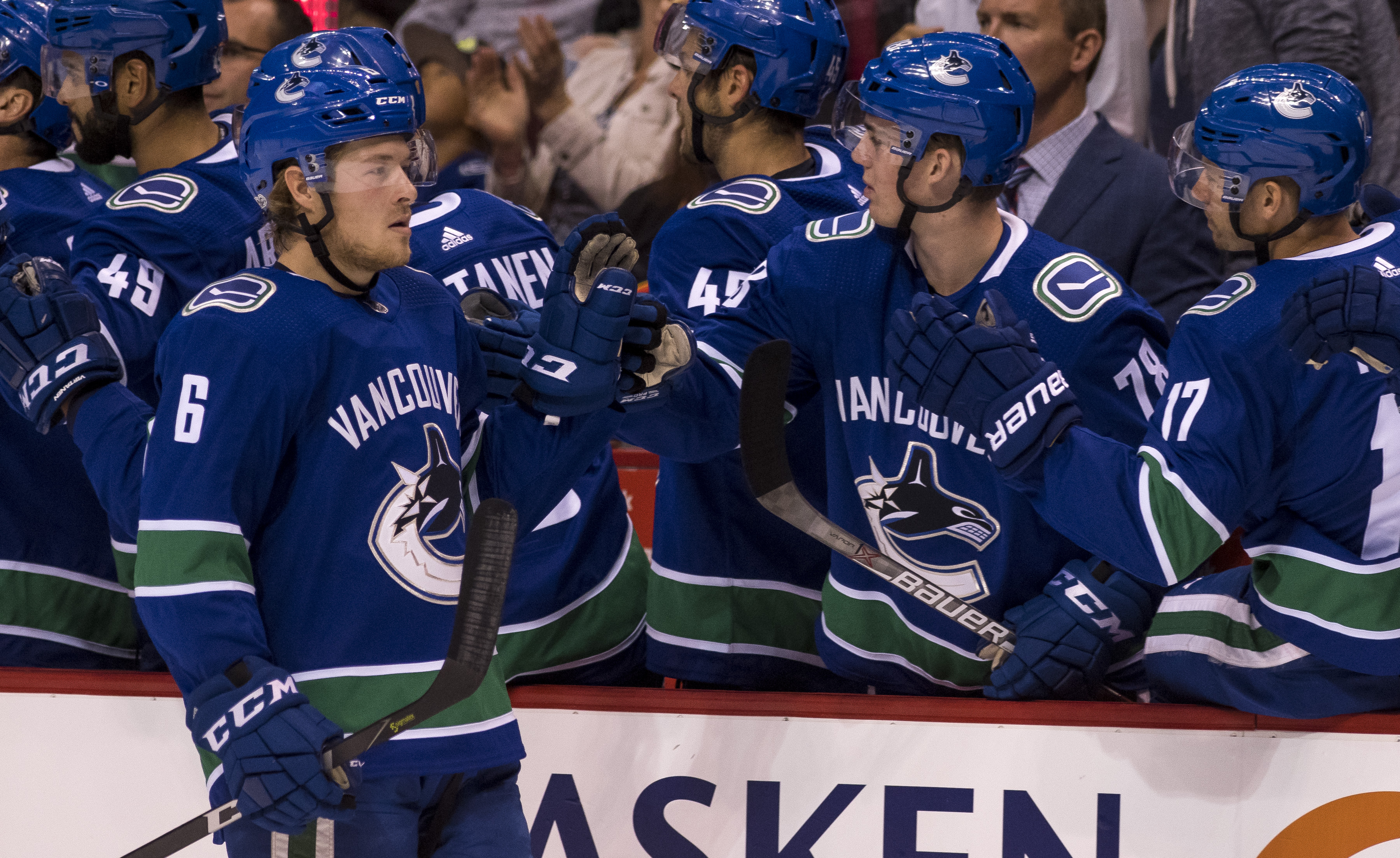 Golden Knights Vs Canucks News: Vancouver Canucks Roundtable: Rookies, Expectations, Call Ups